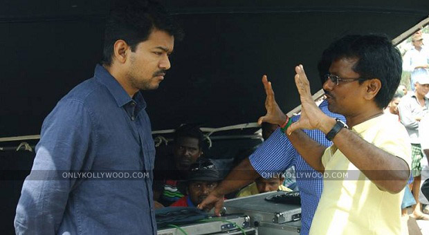 Photo of Vijay's SMS to AR Murugadoss after Kaththi narration