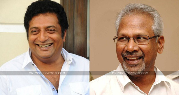 Photo of Prakash Raj is kicked about working with Mani Ratnam and PC Sreeram