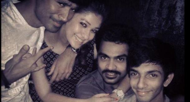Photo of Dhanush, Anirudh, Nayanthara and I are good friends: Simbu