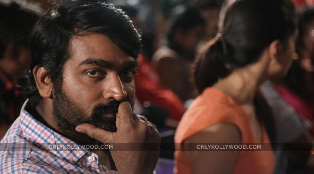 Photo of Vijay Sethupathi joins RPF's awareness campaign