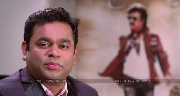Photo of AR Rahman on Rajinikanth, Sonakshi, Anushka & Lingaa Team