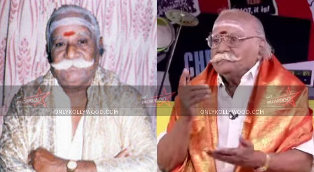 Photo of Veteran musician-actor Meesai Murugesan passes away