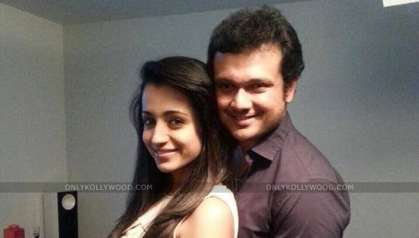 Photo of Trisha refutes engagement rumors; Raai Laxmi takes a dig at it!