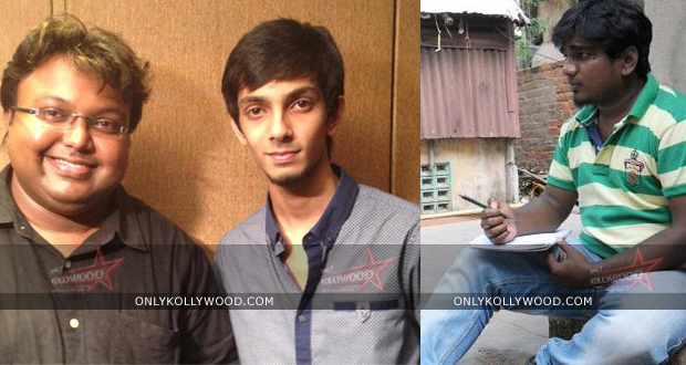 Photo of Dangamaari writer unites Anirudh and Imman!