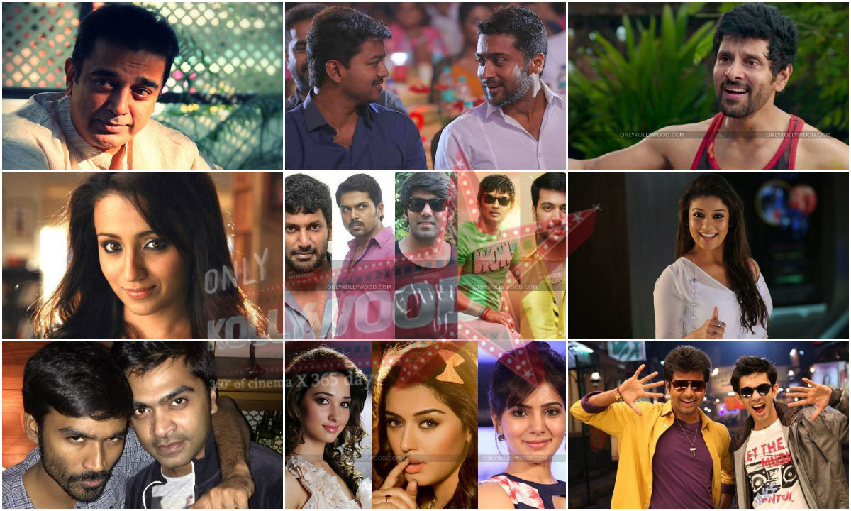 Photo of Entire Kollywood fraternity unites for a spectacular concert in Malaysia!