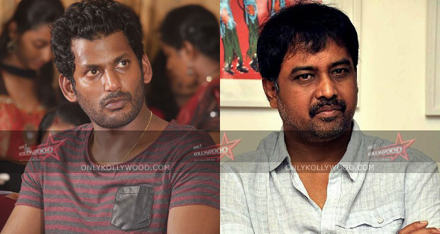 Photo of Vishal and Lingusamy join hands again