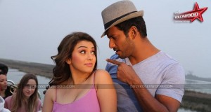 Aambala Movie Stills