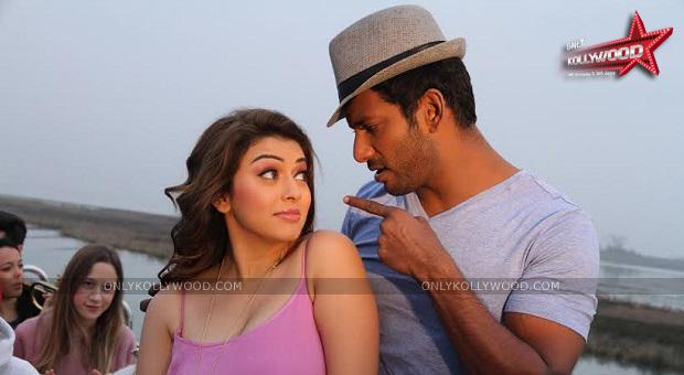 Photo of Aambala Movie Stills
