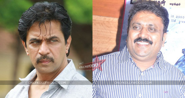 Photo of Arjun's next is 'Game' with director AMR Ramesh