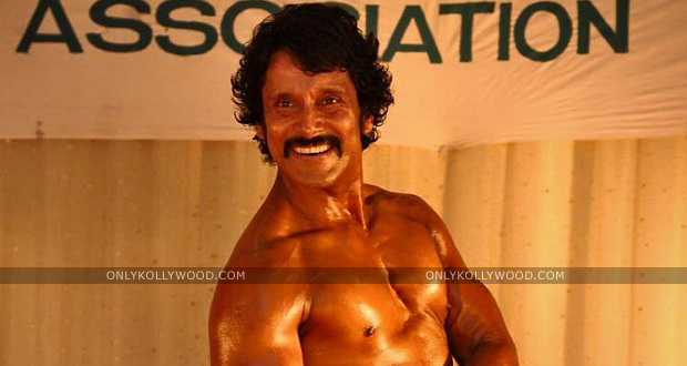 Vikram as chief guest in state level body building contest only i vikram copy thecheapjerseys Gallery