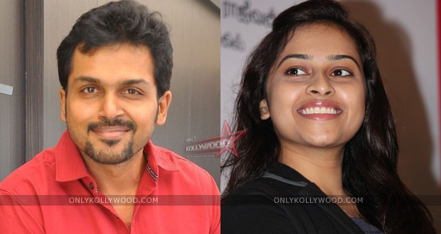 karthi sri divya kashmora new film movie copy