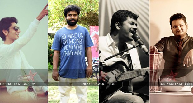 Photo of Special Feature: Emerging Next-Gen Composers of Tamil Cinema