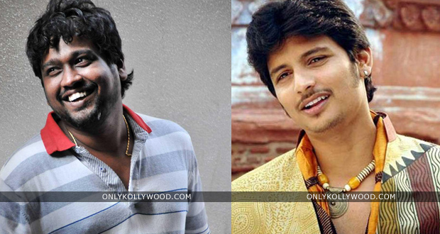 Photo of Rajesh confirms doing his next project with Jiiva