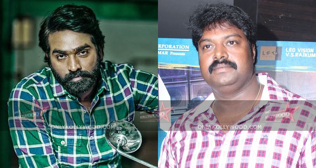 Photo of Vijay Sethupathi – Gokul team up for an action-comedy