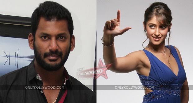 Photo of Vishal wants to work with Ileana