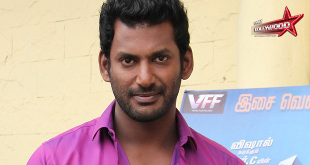 vishal tollywood entry