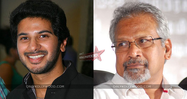 Photo of Working with Mani Ratnam has been wonderful: Dulquer Salmaan