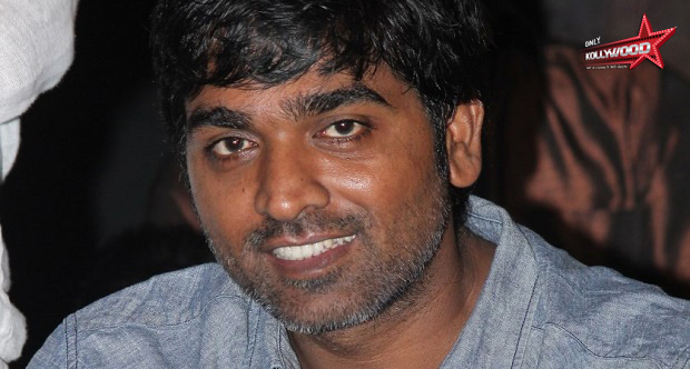 Photo of Vijay Sethupathi dons khakhi in his next