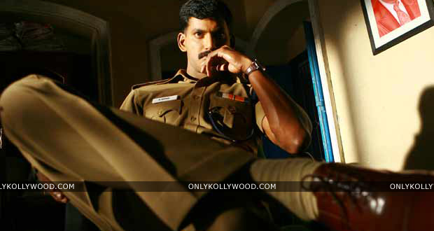Photo of Vishal – Suseenthiran's next is a cop story