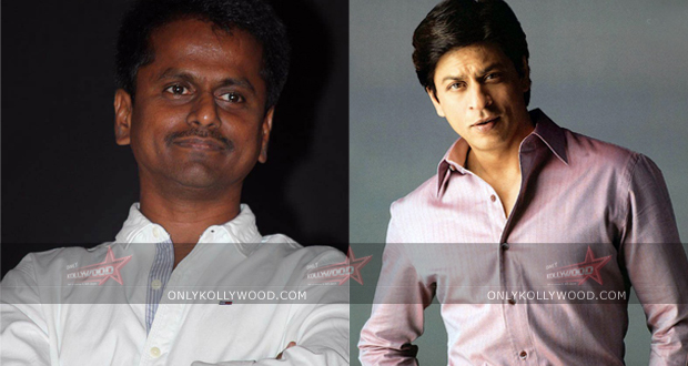 Photo of Murugadoss' next not with Rajnikanth but with SRK?