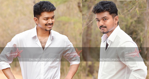 Puli Movie Shooting Spot Stills Puli Shooting Spot Stills Copy