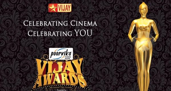 Photo of Ninth Annual Vijay Awards – Full List of Winners