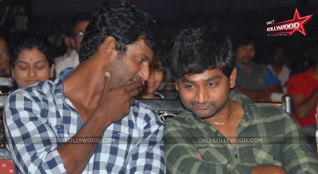 Photo of Vishal appreciates Thiru's next