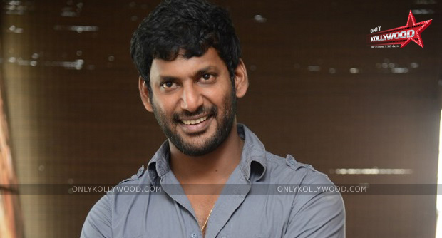Photo of Vishal joins the elite club in Twitter