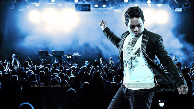 Photo of Yuvan Shankar Raja's charity concert for cancer patients