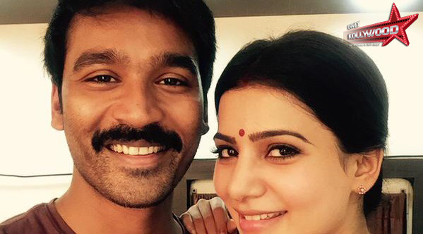Photo of Samantha confirms working with Dhanush for the third time