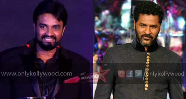 director vijay prabhu deva copy