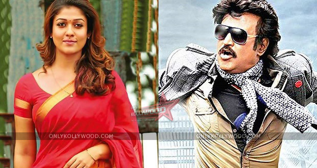 Photo of Nayanthara in talks for Rajinikanth – Ranjith's next