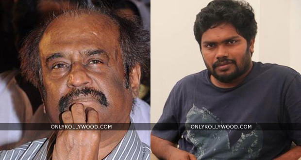 Photo of Rajinikanth stuns Ranjith's team
