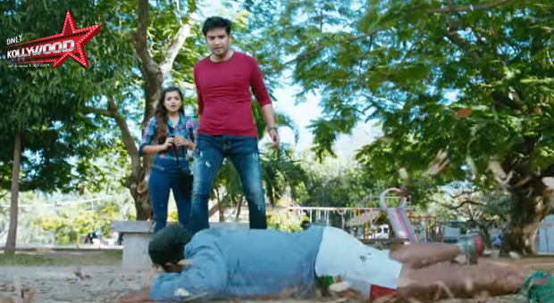 """Photo of """"Santhanam has done thrilling fight sequences in Inimey Ippadithaan"""""""