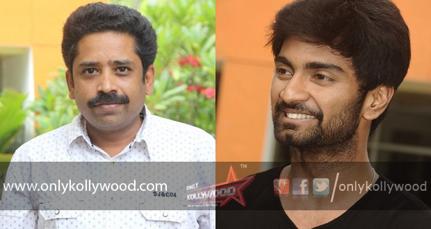 Photo of Seenu Ramasamy's next with Atharvaa?