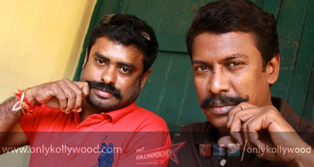 Kaaval Movie Working Stills