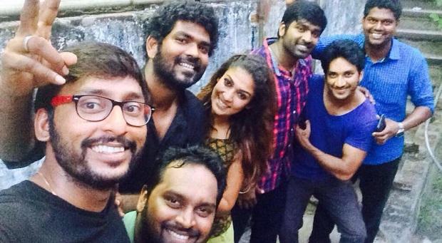Photo of Naanum Rowdy Thaan wrapped up