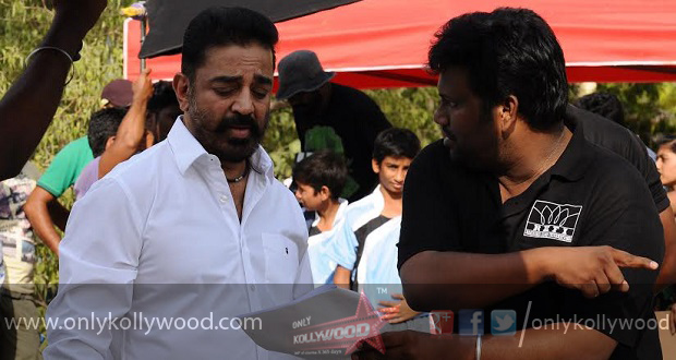 "Photo of ""Thoongaavanam took more than 39 days,"" reveals director"