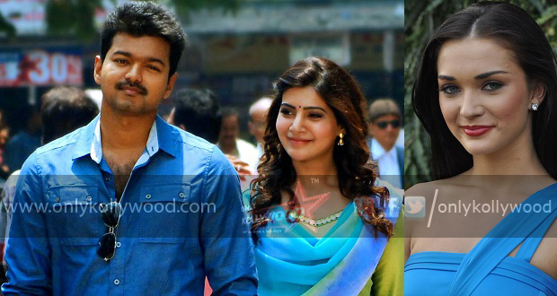 Photo of Vijay 59 first look to be unveiled on November 26th