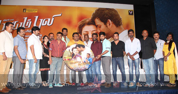 Paayum Puli Single Track Launch copy
