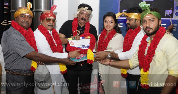 Priyadarshan - Director Vijay Movie Launch copy