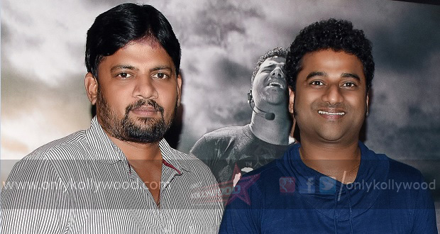 Photo of Chimbudevan confirms stage show by DSP at Puli audio launch