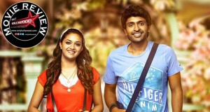 Idhu Enna Maayam Movie Review Poster