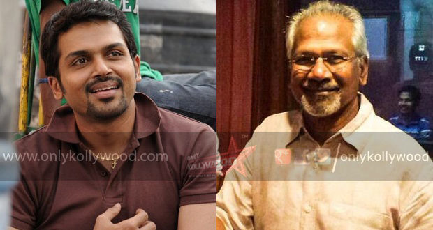 Photo of Mani Ratnam's next to start rolling from July 8th