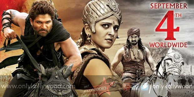 Photo of Official: Sri Thenandal Films to release Rudhramadevi on September 4th