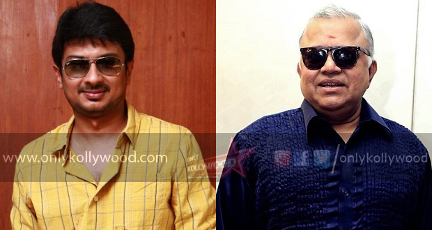 Photo of Radha Ravi joins Udhay's next