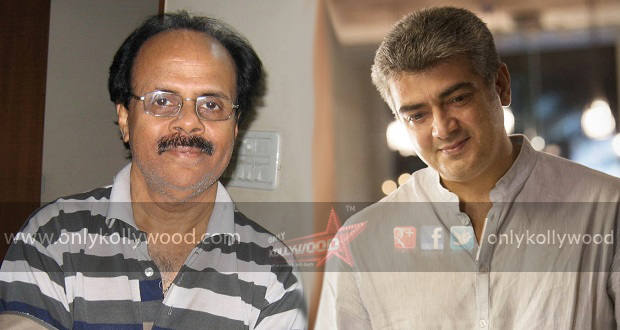 Photo of Crazy Mohan amazed by Ajith's fan following