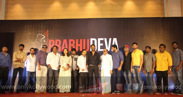 Photo of Prabhudeva Studios Launch Stills