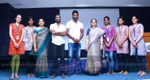 Vishal launches Save Cattle Stop Killing Cows FB Page copy