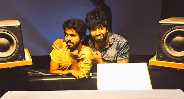 "Photo of ""I guess most people only get to see GVP's 'Vikraman' side,"" says Adhik"